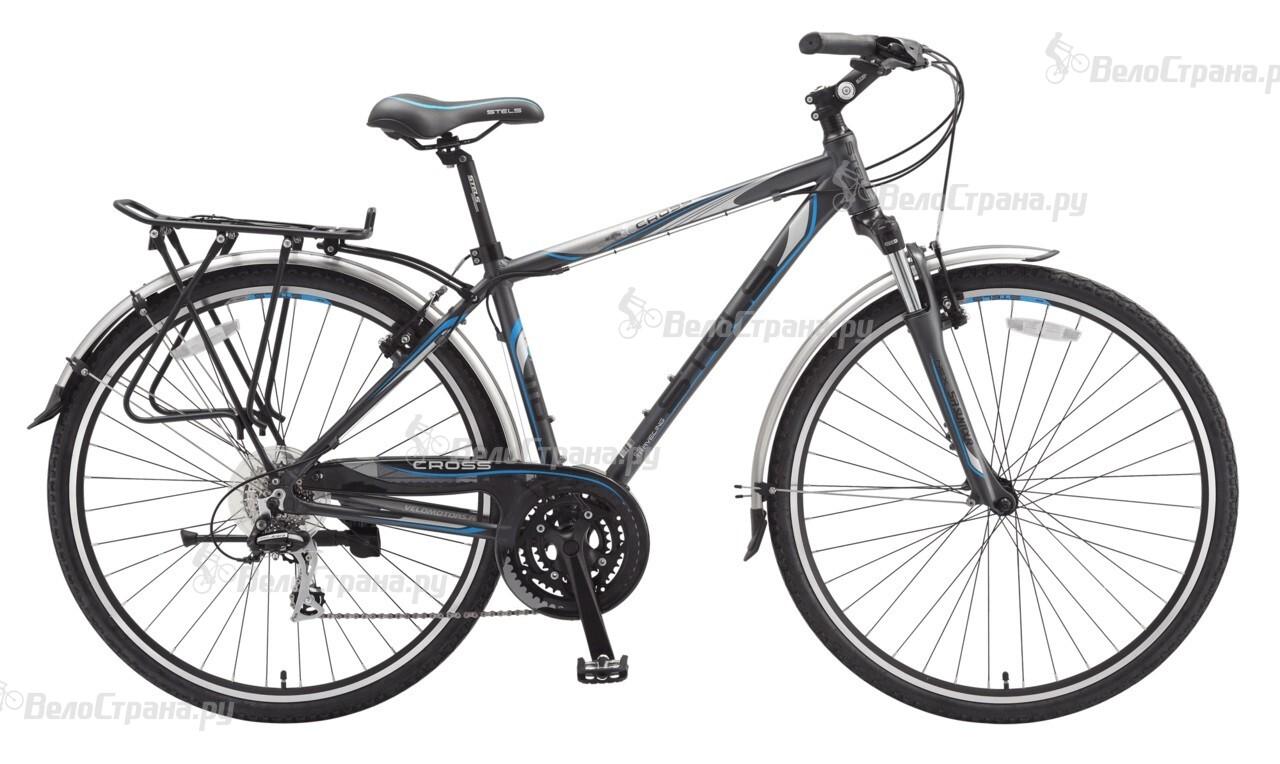 Велосипед Stels 700 Cross 110 (2014) велосипед stels navigator 380 2016