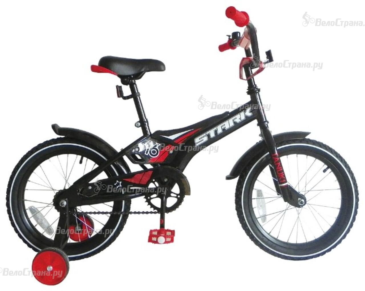 Велосипед Stark Tanuki 16 Boy (2015) велосипед stark tanuki 14 boy 2017