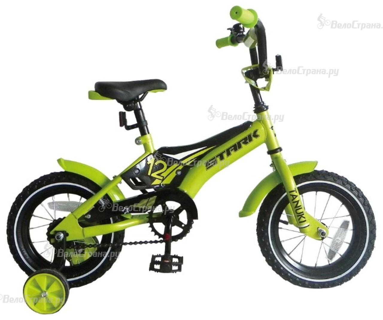 Велосипед Stark Tanuki 12 Boy (2015) велосипед stark tanuki 14 boy 2017
