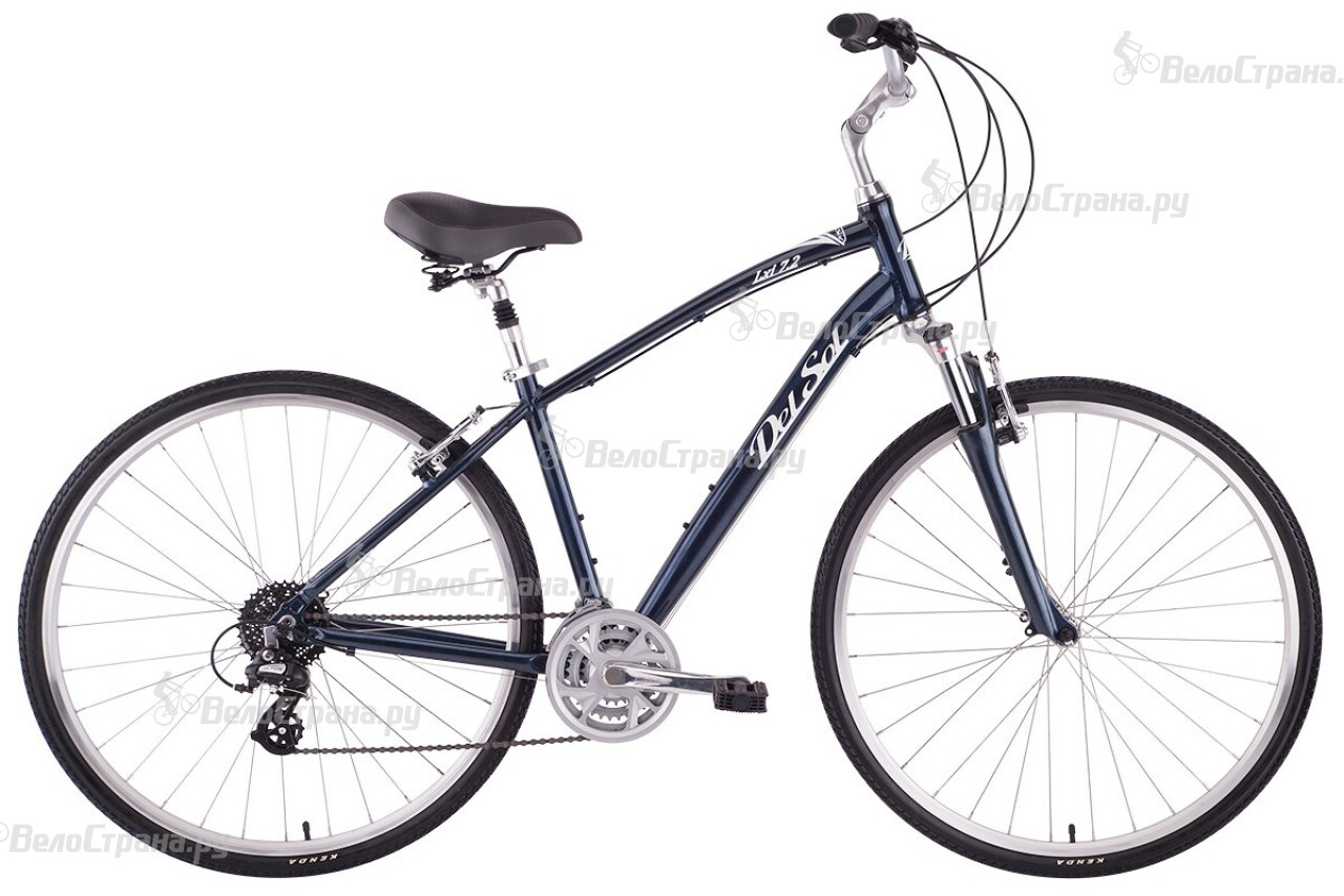 Велосипед Haro Lxi 7.2 (2014)