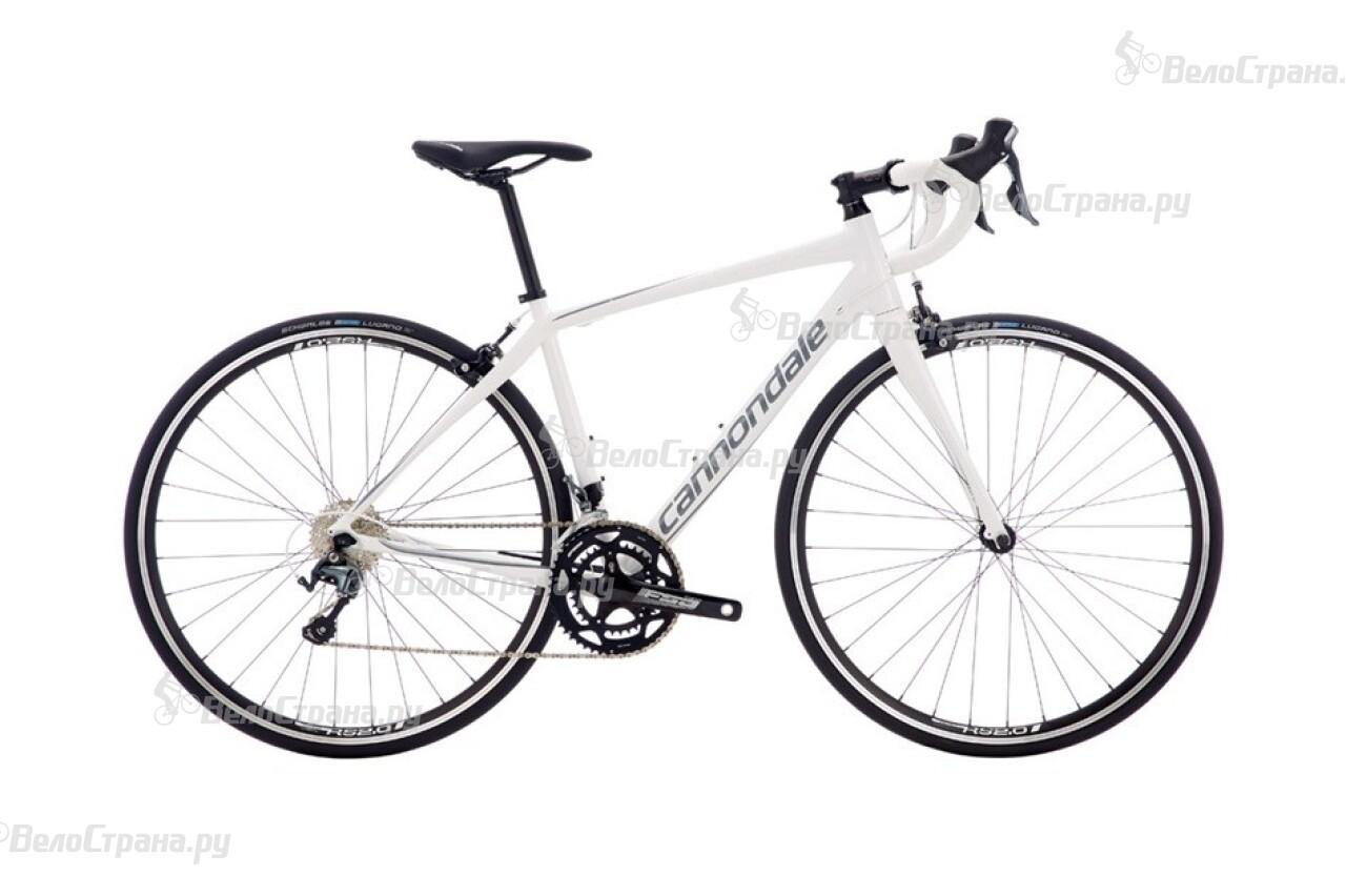 Велосипед Cannondale Synapse Women's Tiagra (2016) ш мано tiagra ti130a