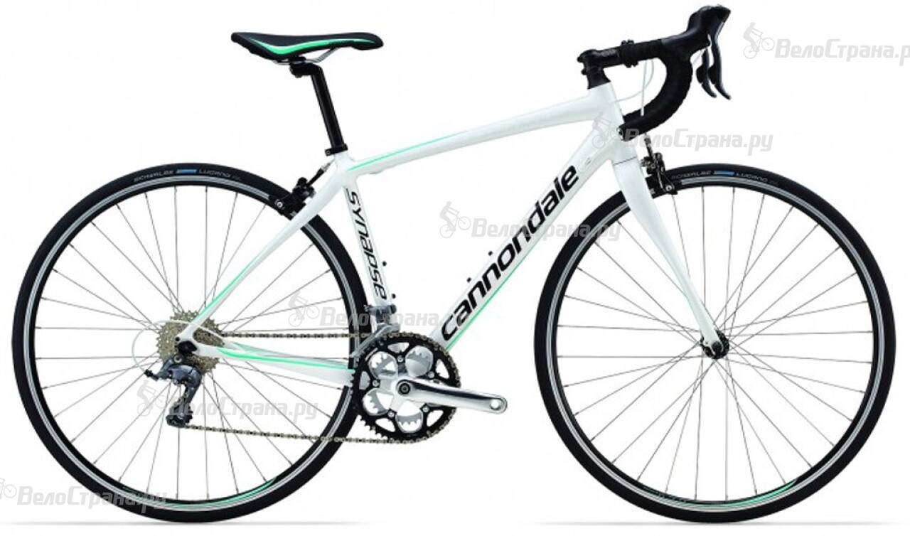Велосипед Cannondale SYNAPSE WOMEN'S 8 CLARIS (2015)