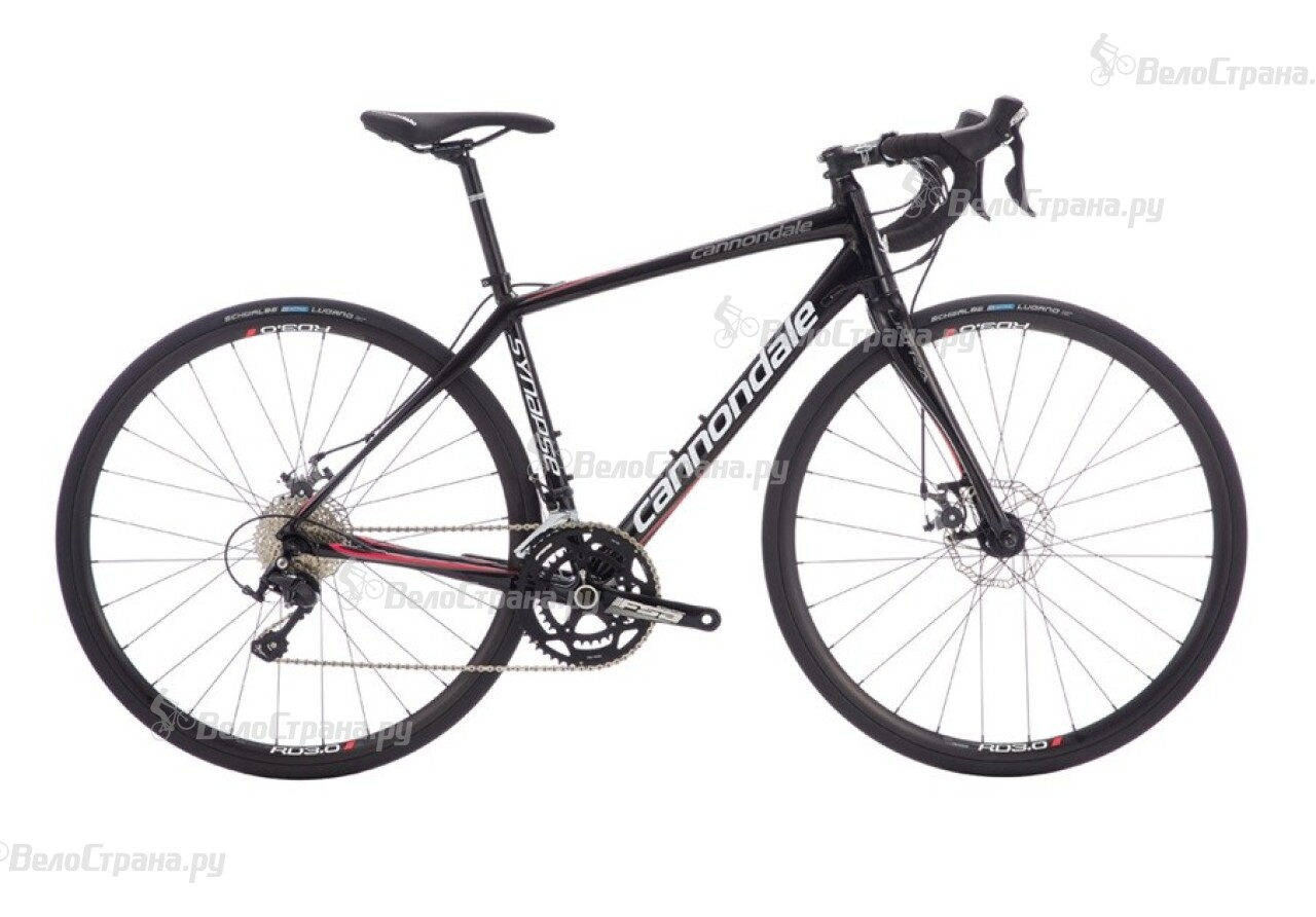 Велосипед Cannondale Synapse Women's Disc 105 (2016)