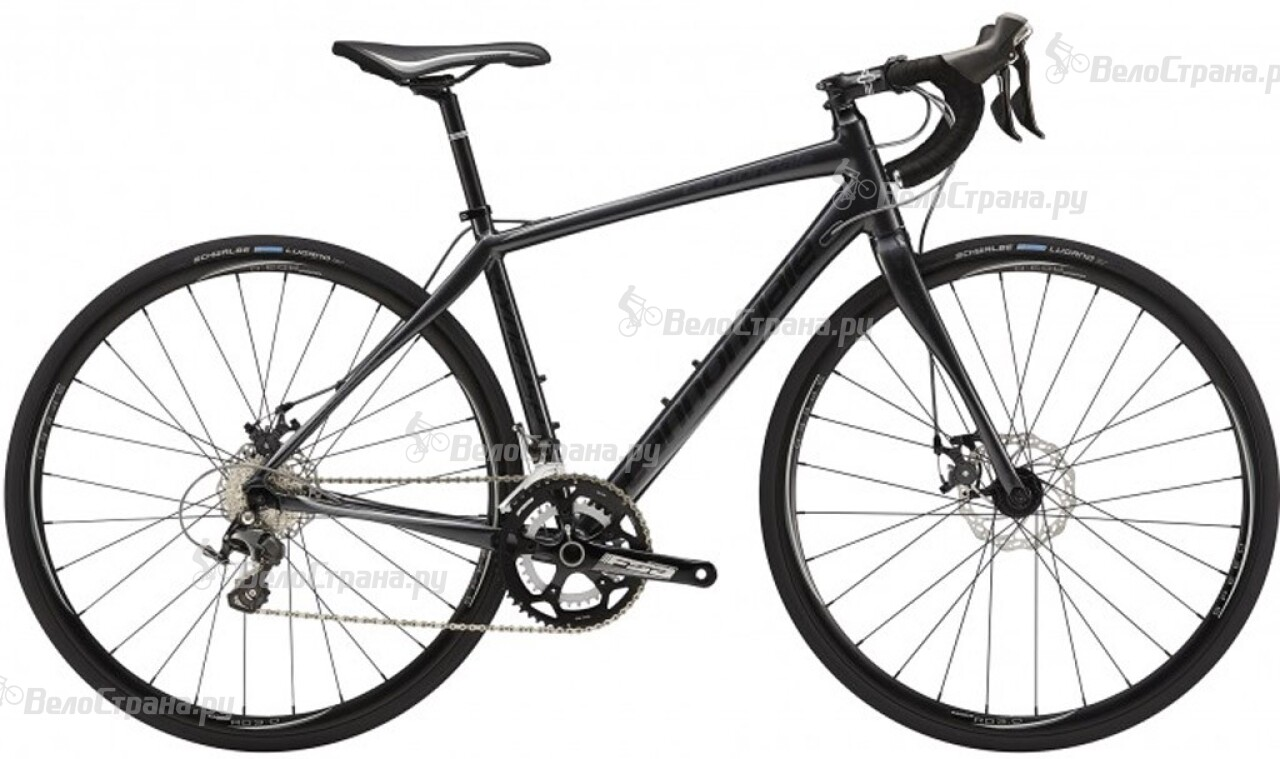 Велосипед Cannondale Synapse Women's Disk 5 105 (2015)
