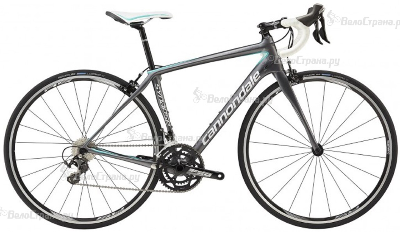 Велосипед Cannondale Synapse Carbon Women's 6 105 (2015)