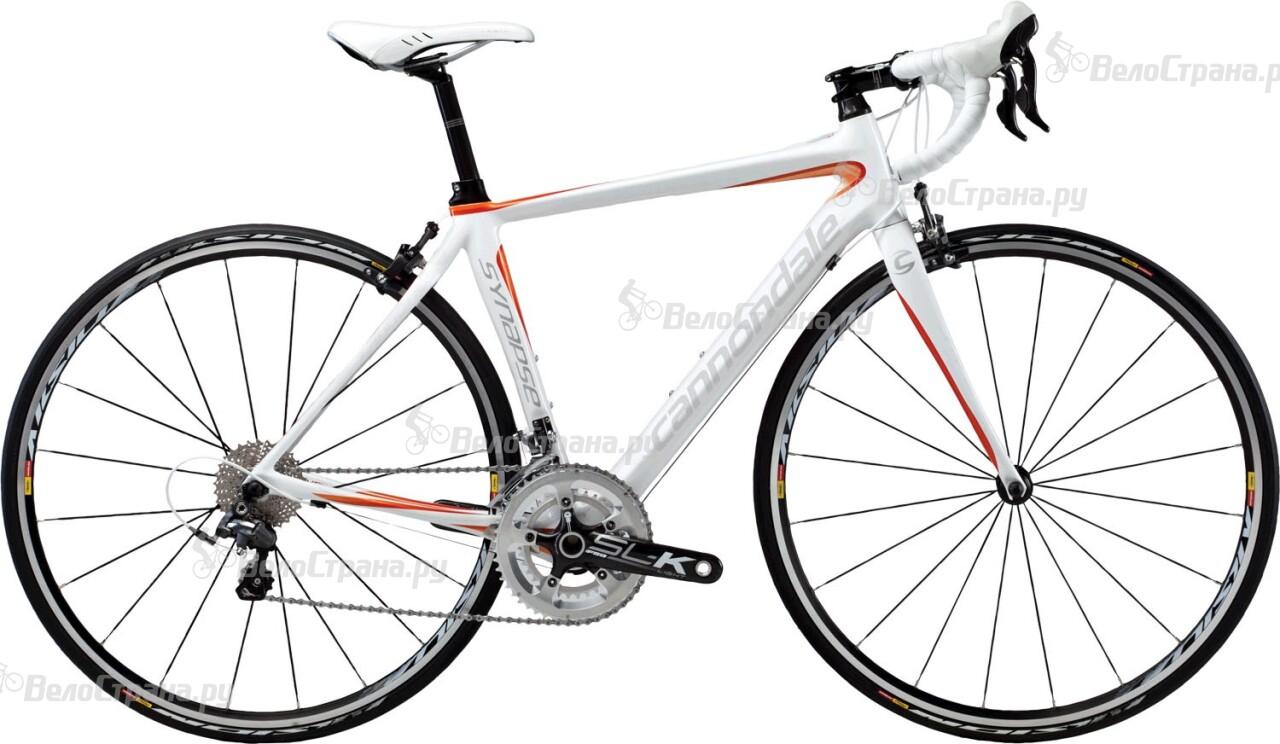 Велосипед Cannondale SYNAPSE CARBON WOMEN'S 3 ULTEGRA (2013)