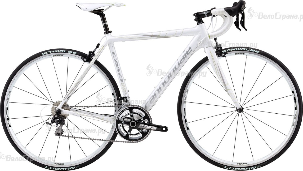 Велосипед Cannondale CAAD10 WOMEN'S 5 105 (2013) cannondale slice 105 2016