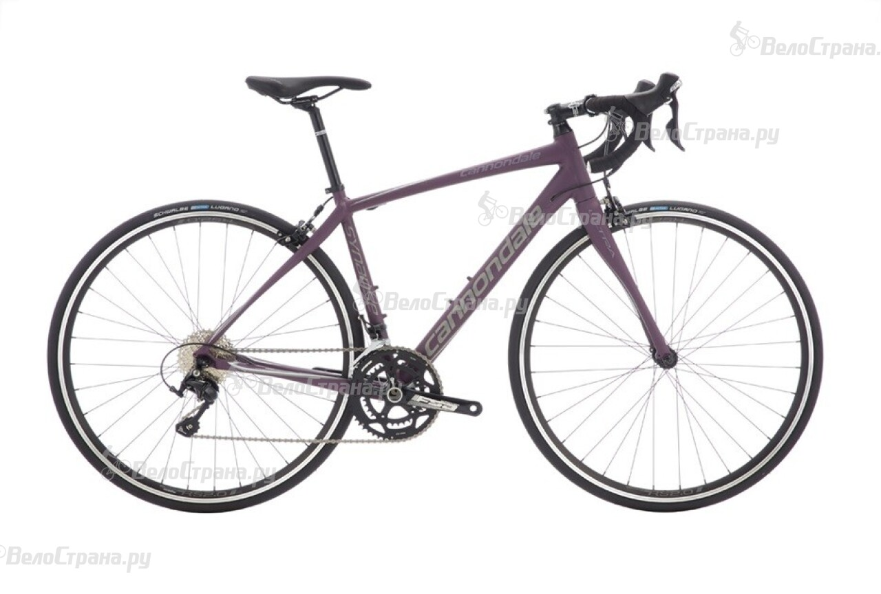 Велосипед Cannondale Synapse Women's 105 (2016) cannondale slice 105 2016