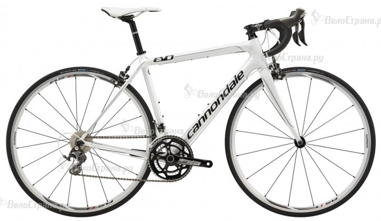 Велосипед Cannondale Supersix Evo Women's 5 105 (2015)