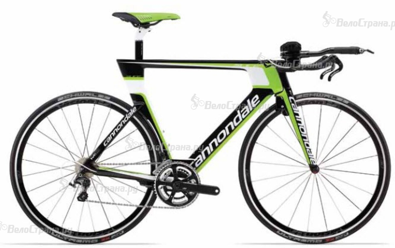 Велосипед Cannondale SlICE RS 3 UlTEGRA (2014)