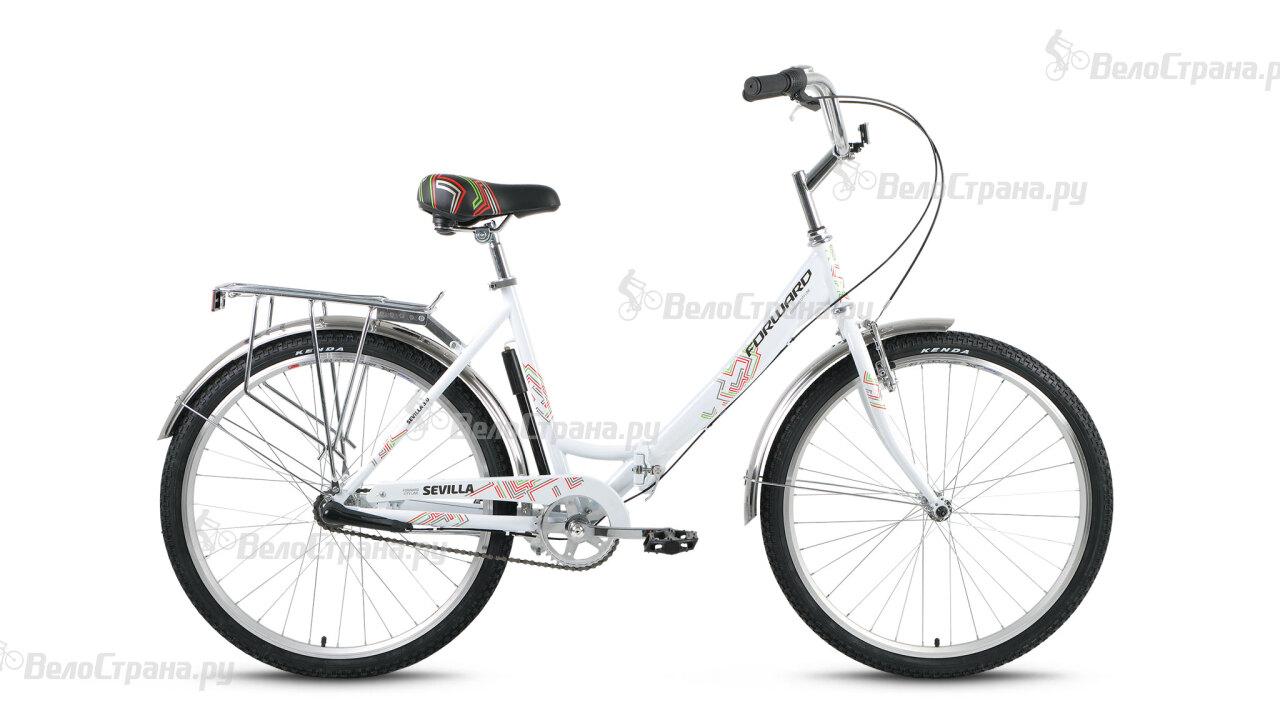 Велосипед Forward Sevilla 3.0 (2016) велосипед forward terra 1 0 2016 18 navy white