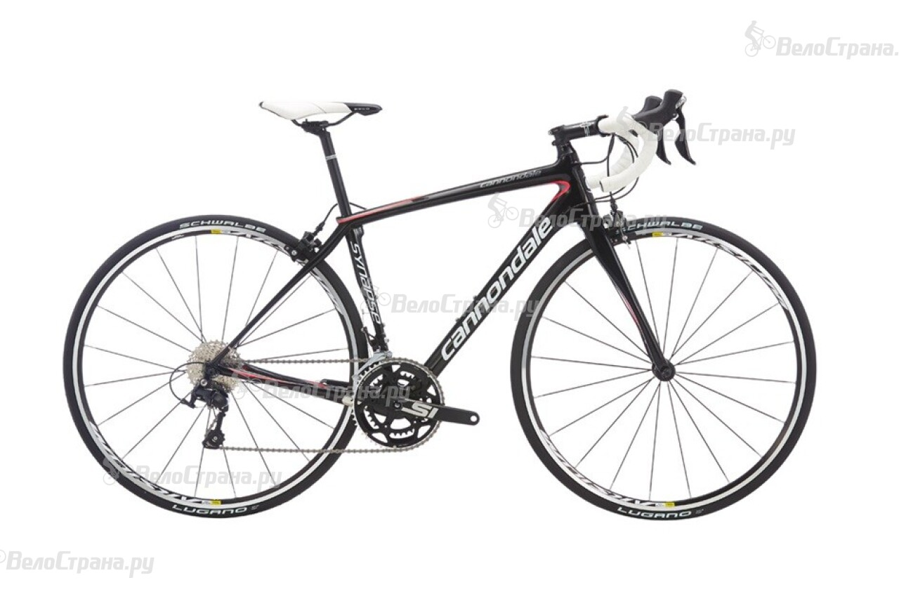 Велосипед Cannondale Synapse Carbon Women's 105 (2016)