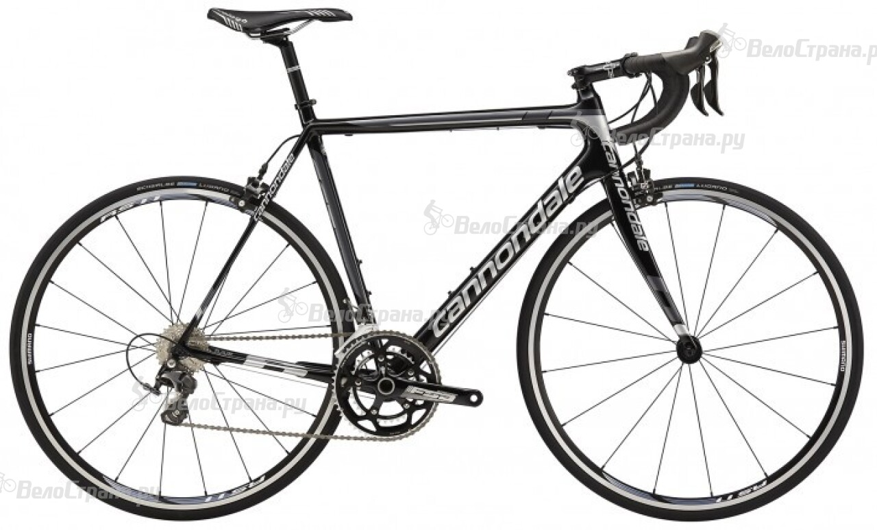 Велосипед Cannondale SUPERSIX EVO 5 105 (2015)
