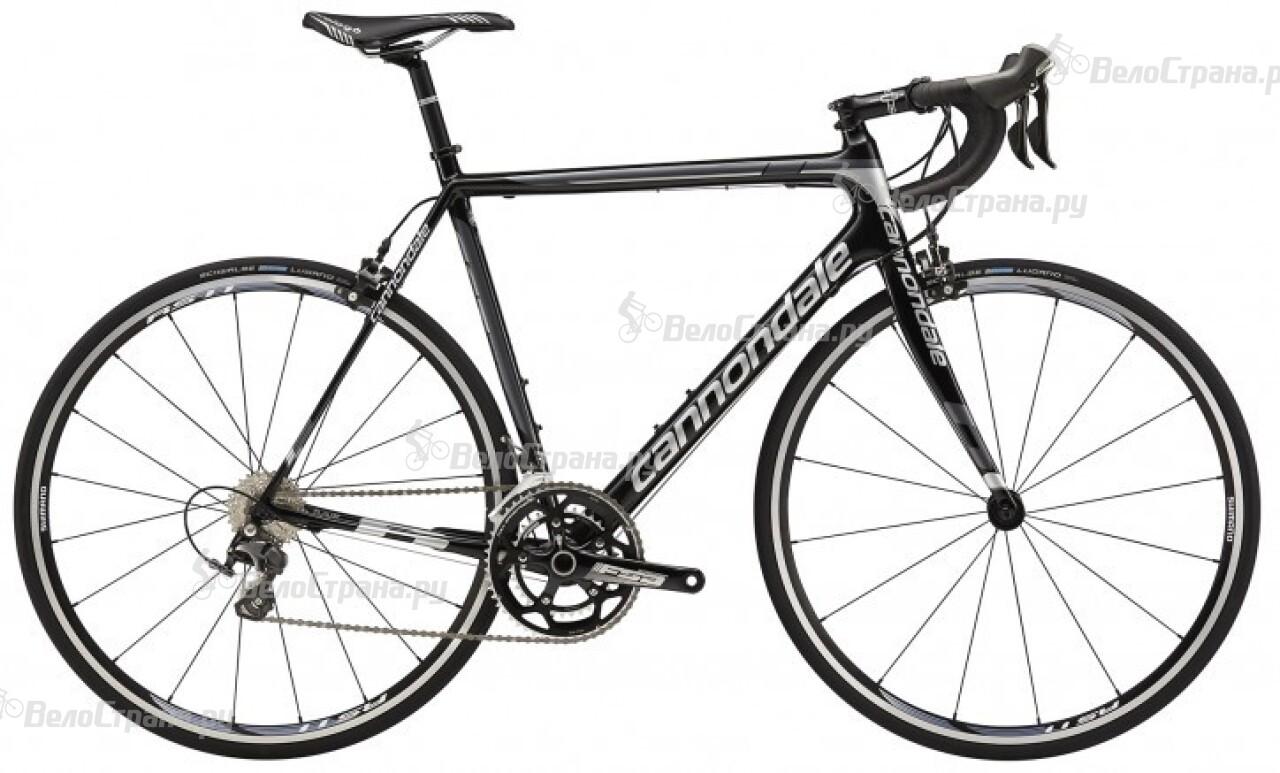 Велосипед Cannondale SUPERSIX EVO 5 105 (2015)
