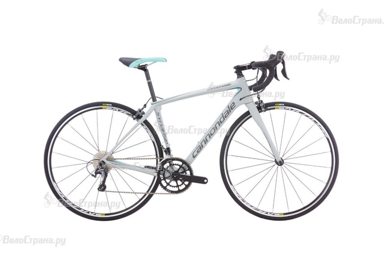 Велосипед Cannondale Synapse Carbon Women's Ultegra (2016)