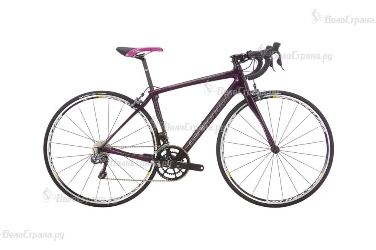 Велосипед Cannondale Synapse Carbon Women's Ultegra Di2 (2016)