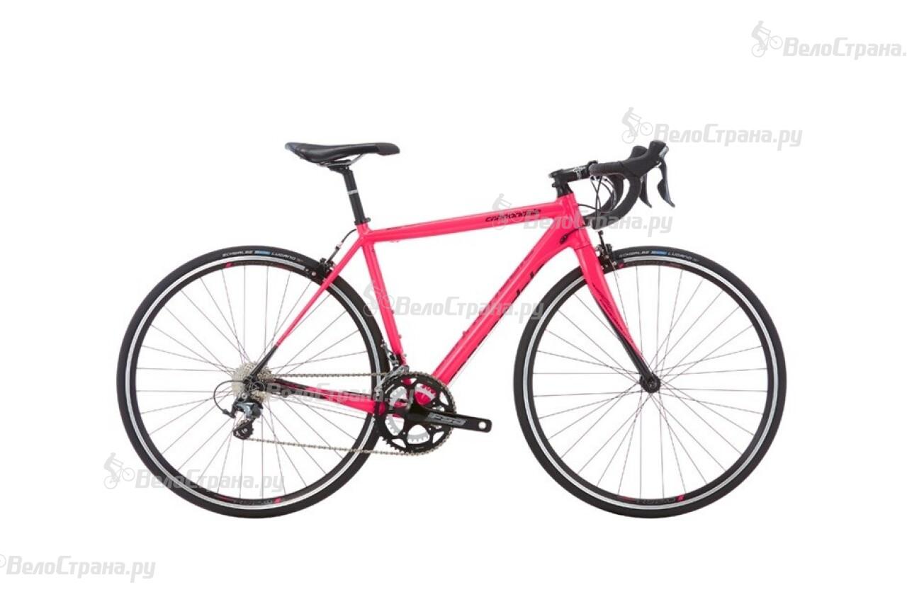 Велосипед Cannondale CAAD10 Women's Tiagra (2016) ш мано tiagra ti130a