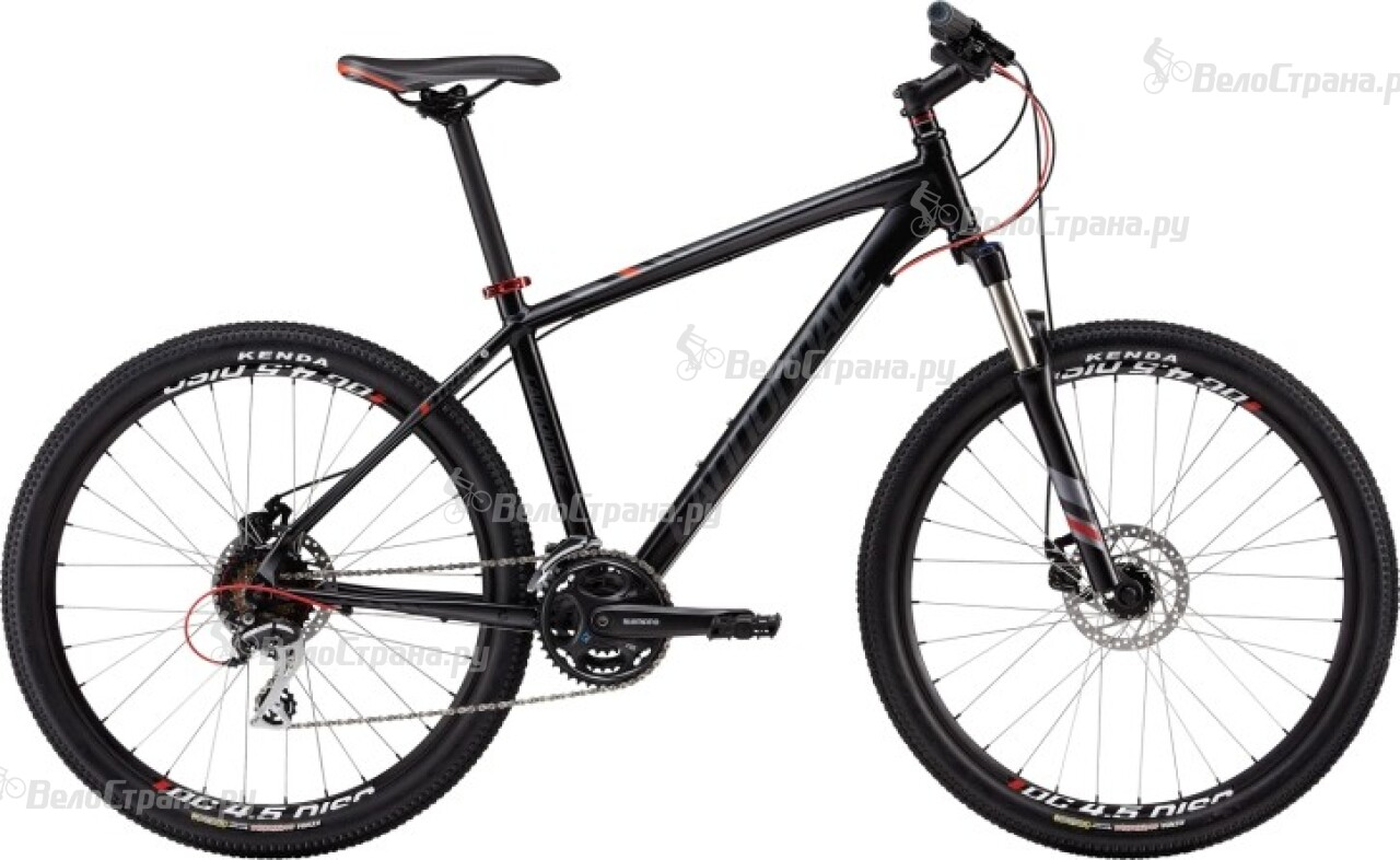 Велосипед Cannondale TRAIL 5 (2013) велосипед marin bobcat trail 7 3 27 5