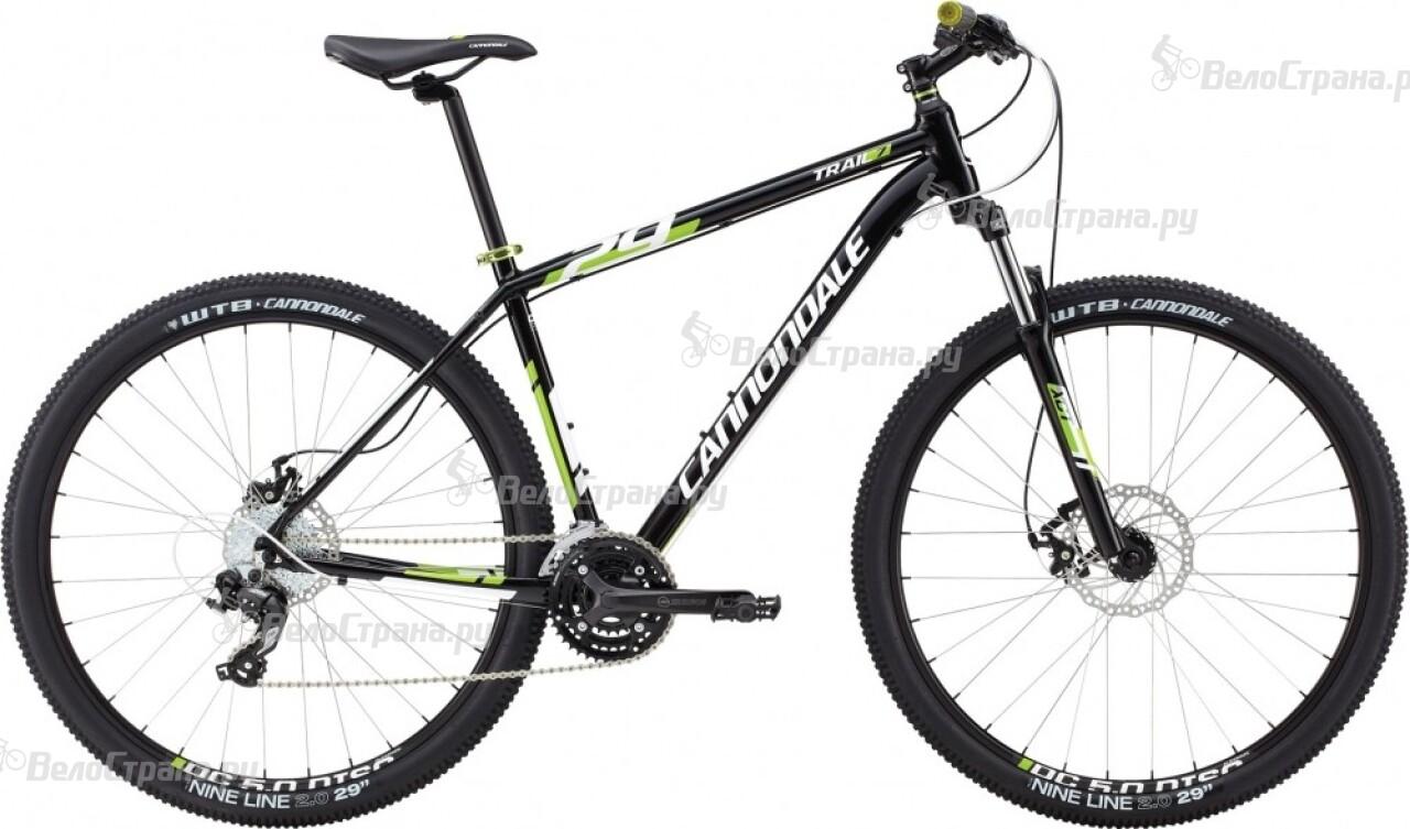Велосипед Cannondale Trail 29 7 (2014) велосипед cannondale trail 7 29 2015
