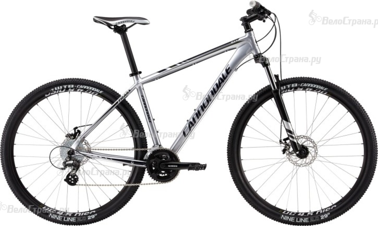 Велосипед Cannondale TRAIL 29ER 6 (2013) 6es5 482 8ma13