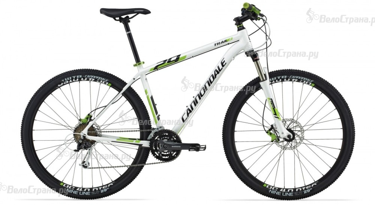 цена на Велосипед Cannondale Trail 29 4 (2014)