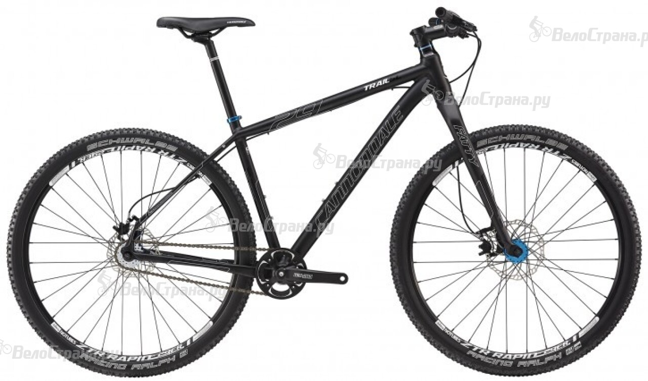 Велосипед Cannondale Trail SL 29 SS (2015)
