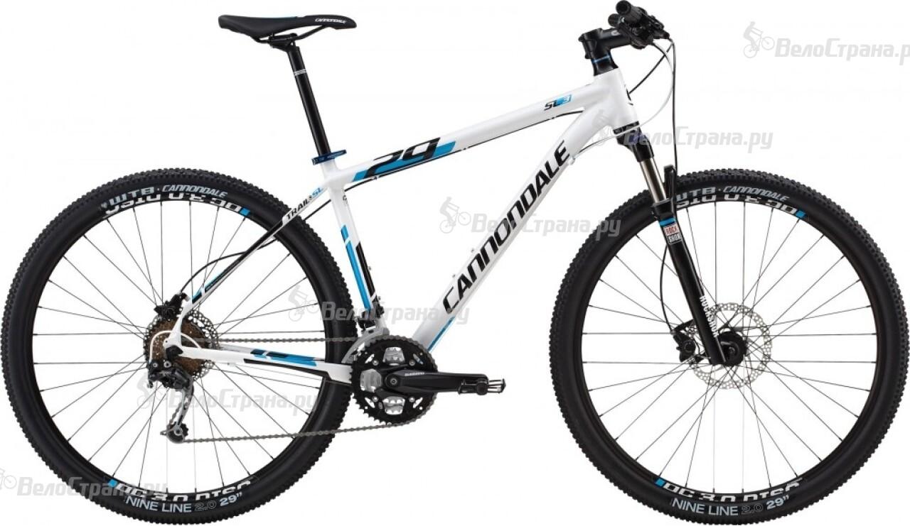Велосипед Cannondale Trail SL 29 3 (2014) deuter рюкзак trail act trail sl