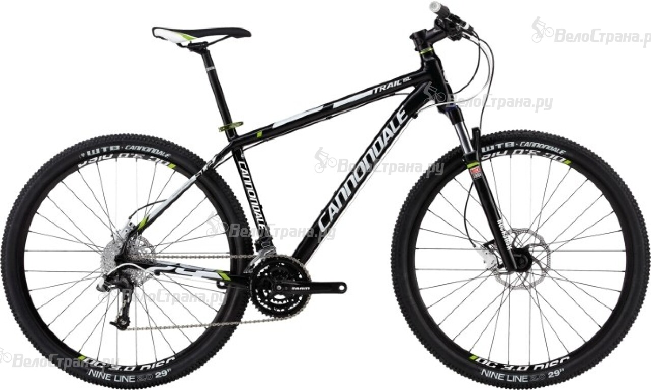 Велосипед Cannondale TRAIL SL 29ER 2 (2013)