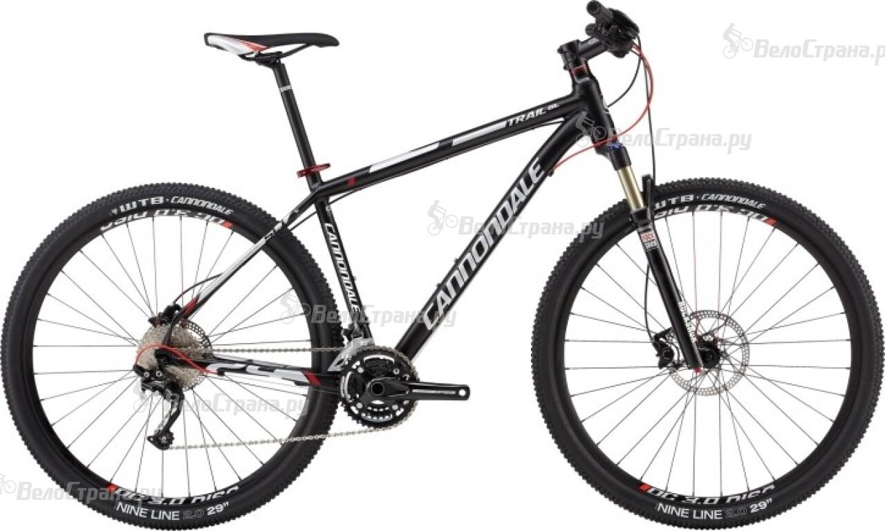 Велосипед Cannondale TRAIL SL 29ER 1 (2013)