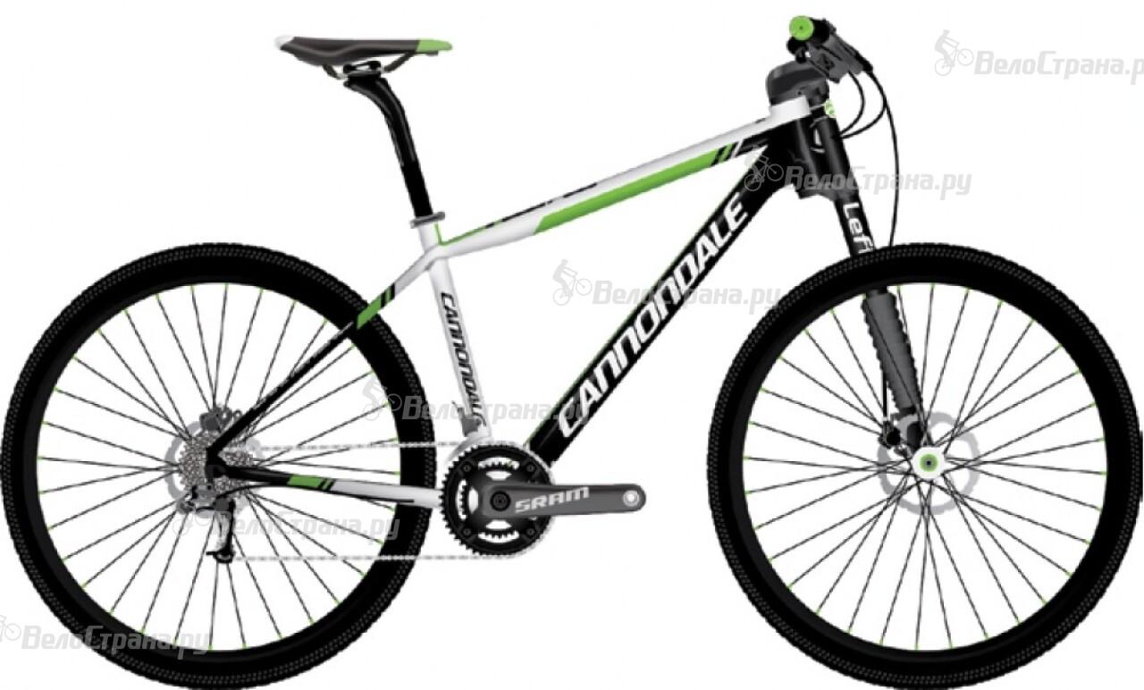 Велосипед Cannondale F26 Сarbon 3 (2014)