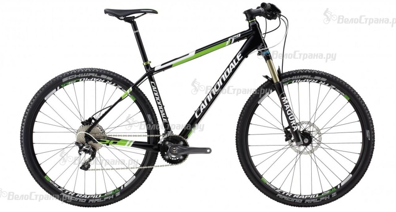 Велосипед Cannondale F29 6 (2014)