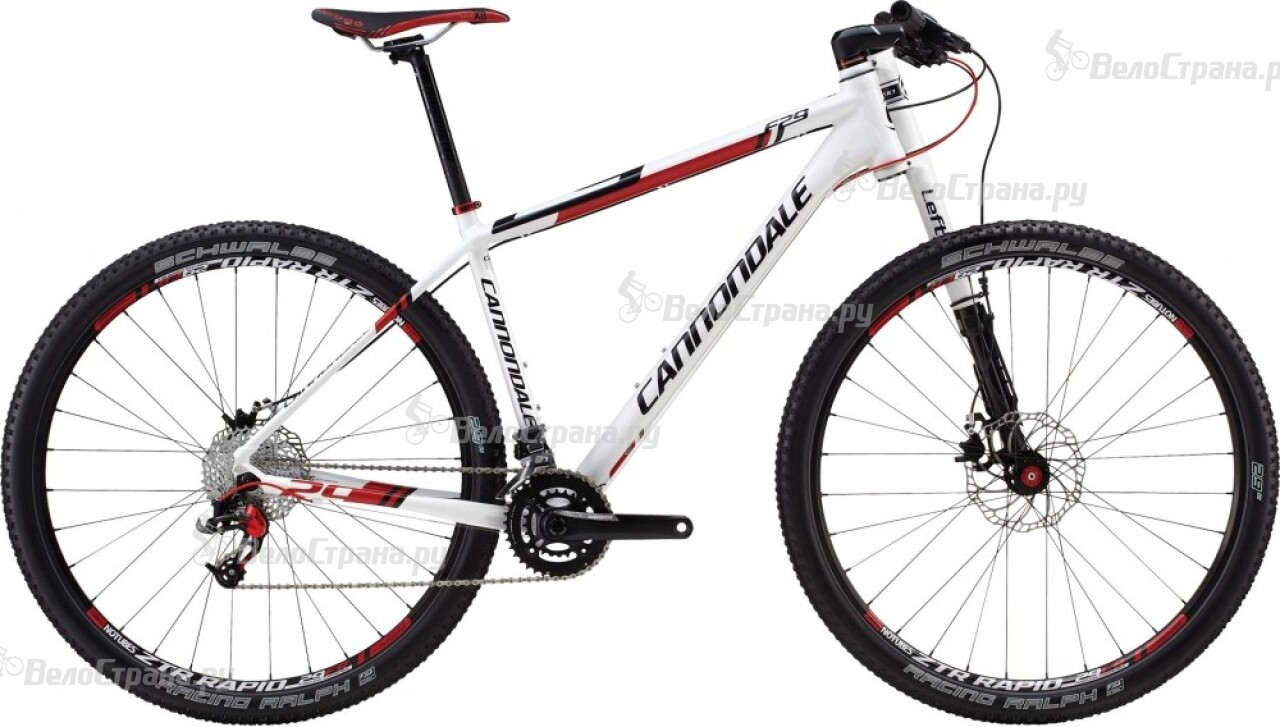 Велосипед Cannondale F29 4 (2014) велосипед cannondale f29 5 2014