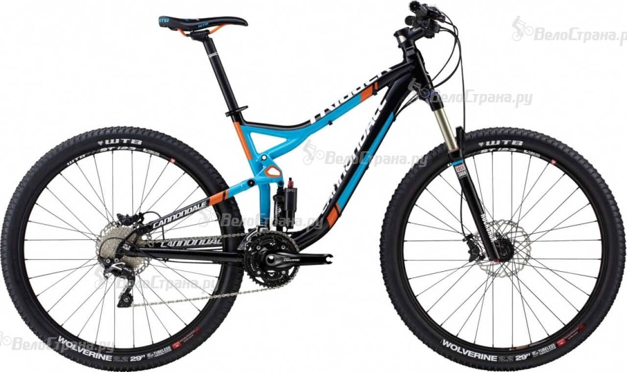 Велосипед Cannondale Trigger 29 4 (2014) trigger man