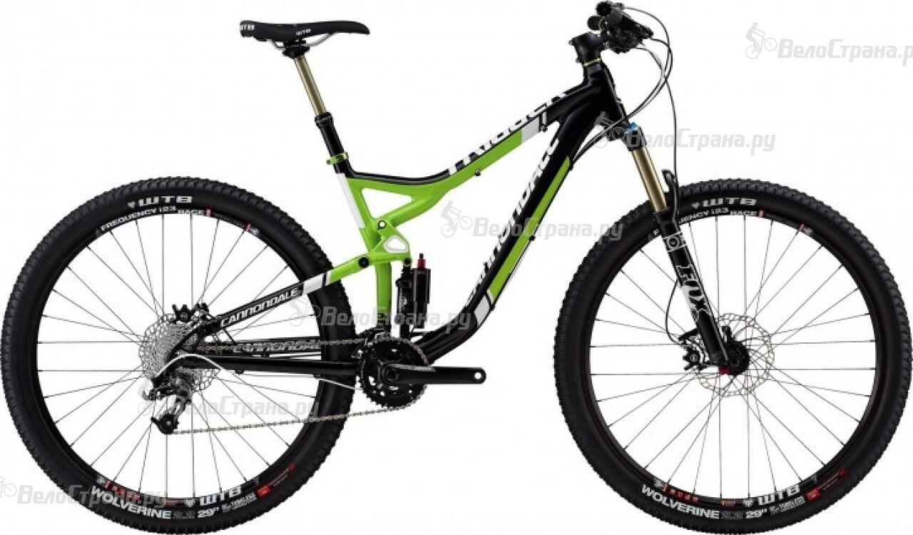 Велосипед Cannondale Trigger 29 3 (2015)