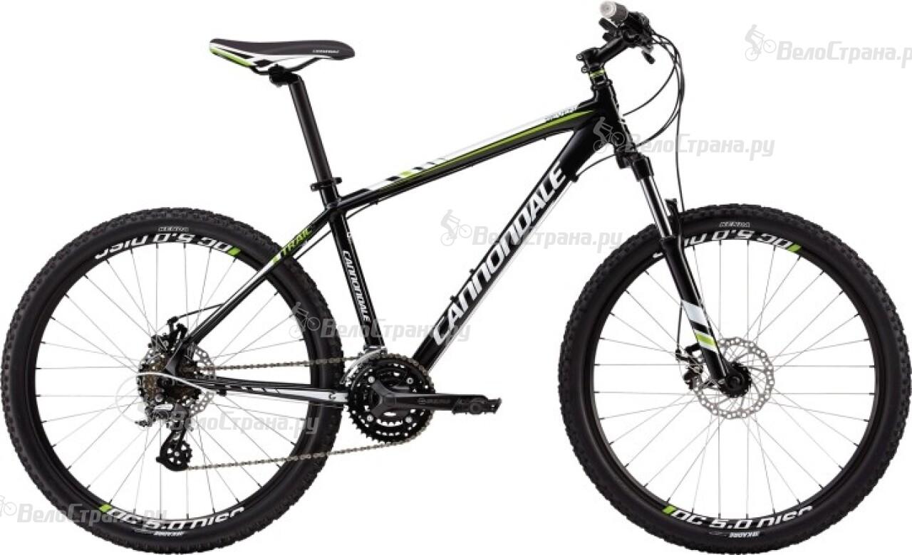Велосипед Cannondale TRAIL 7 (2013) велосипед marin bobcat trail 7 3 27 5