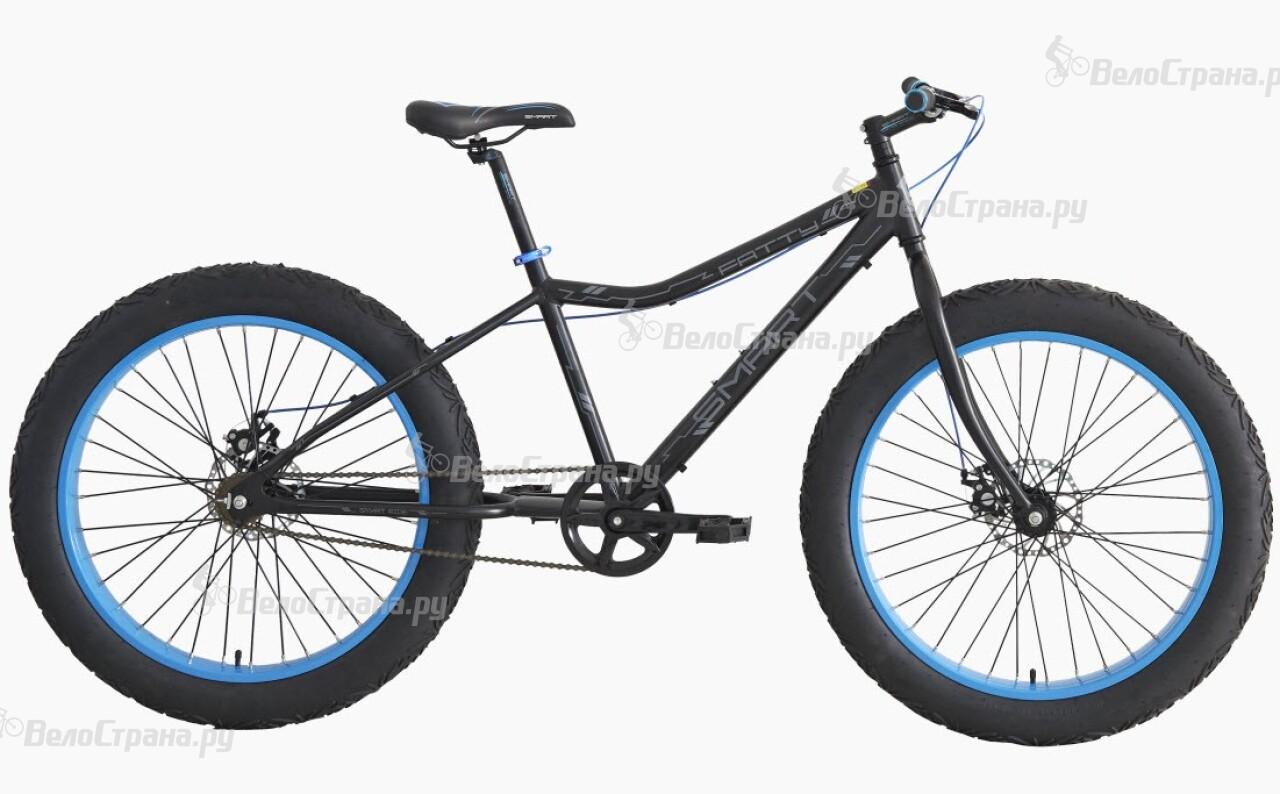 Велосипед Smart Fatty (2014) велосипед smart fatty 2015