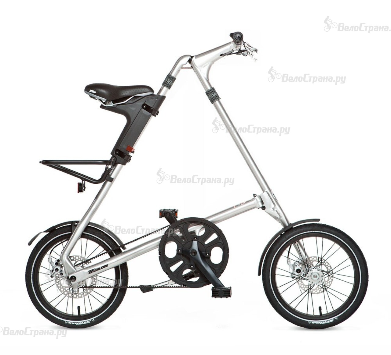 Велосипед Strida 5.2 (2013) велосипед wheeler runner 2013