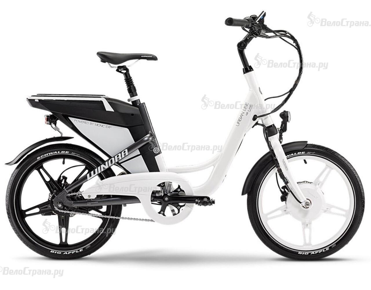 Велосипед Winora Comfort:exp AGT (2014) велосипед winora jamaica 4 4 2014