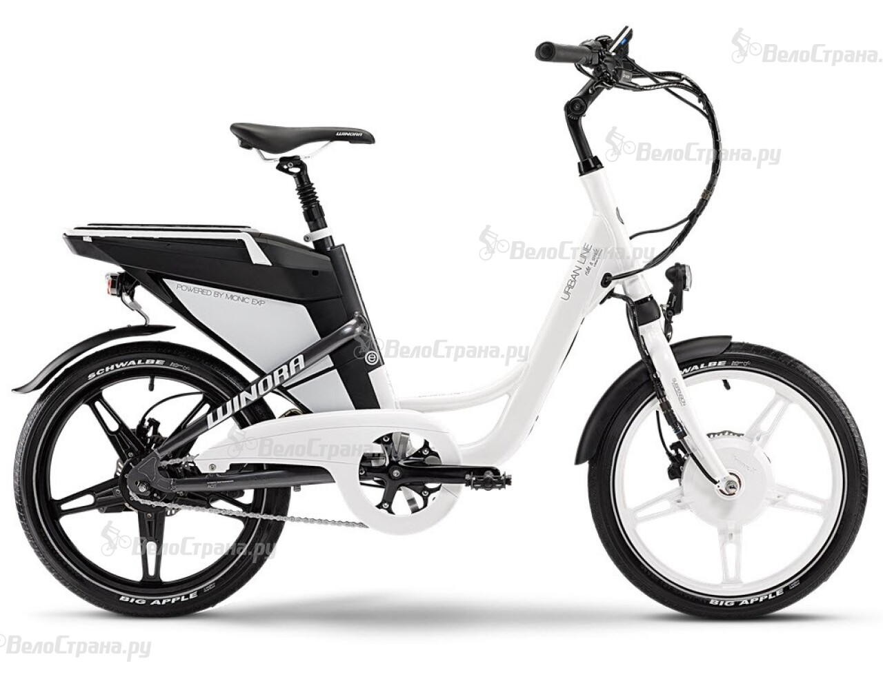 Велосипед Winora Comfort:exp AGT (2014) i found you exp