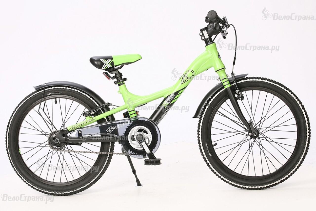 Велосипед Scool XX lite 20 -1 (2014) цена