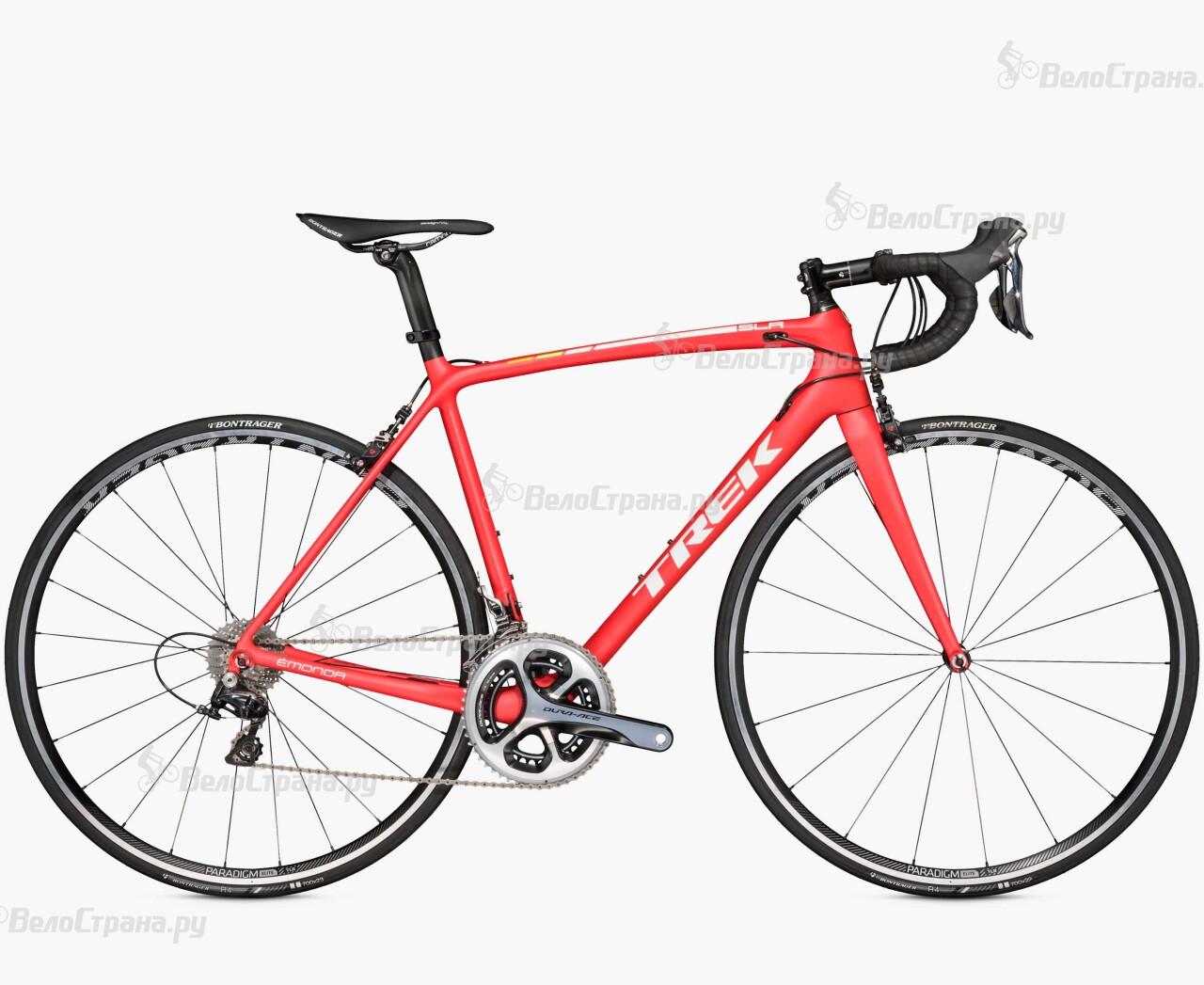 Велосипед Trek Émonda SLR 8 (H2 FIT) (2016) велосипед trek 1 2 c h2 2013