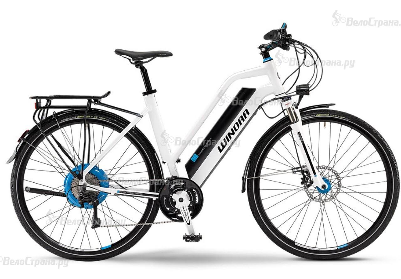 Велосипед Winora S3 woman (2014) велосипед winora jamaica 3 4 2014