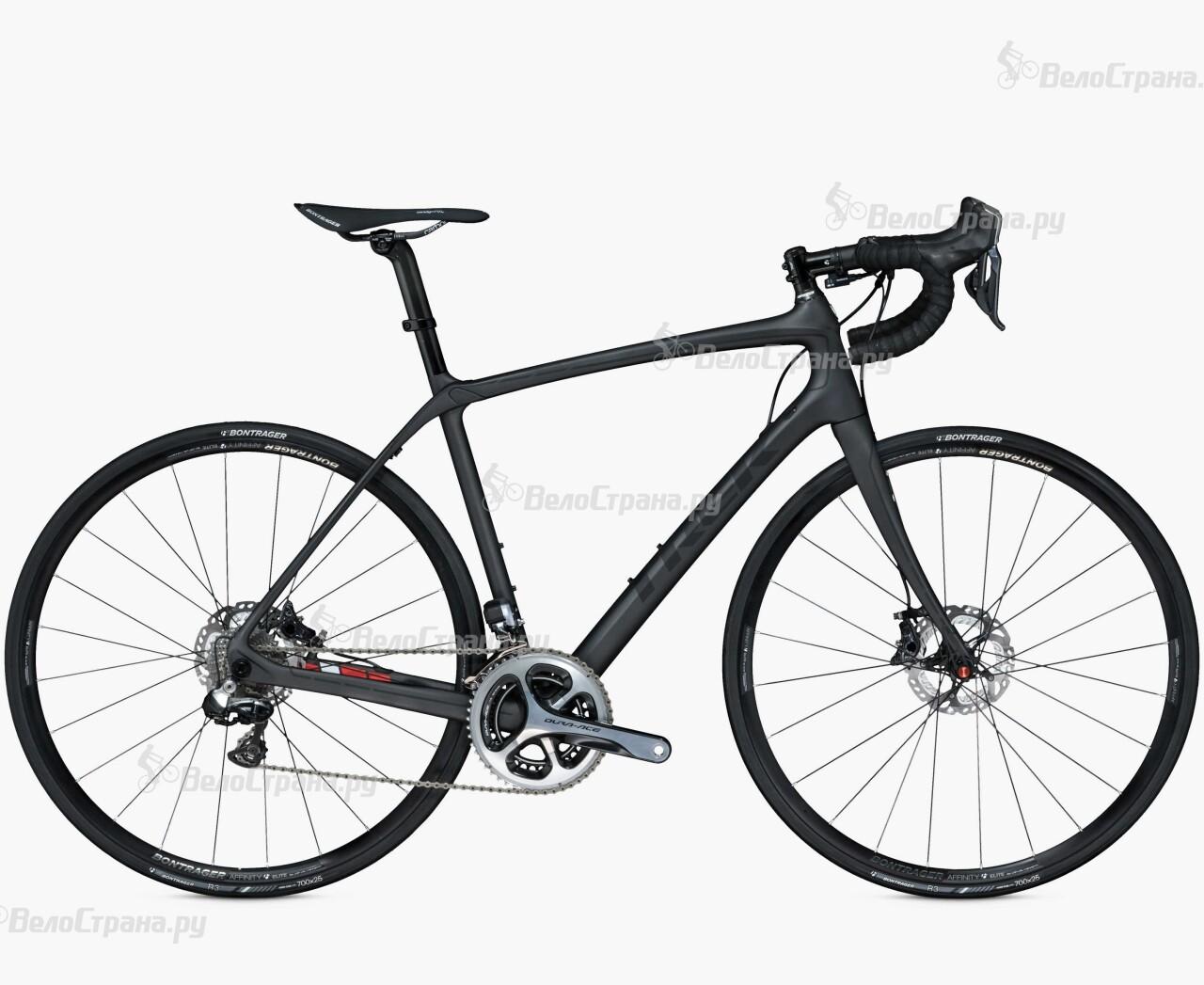 Велосипед Trek Domane 6.9 Disc (2016) велосипед trek domane alr 4 disc 2017