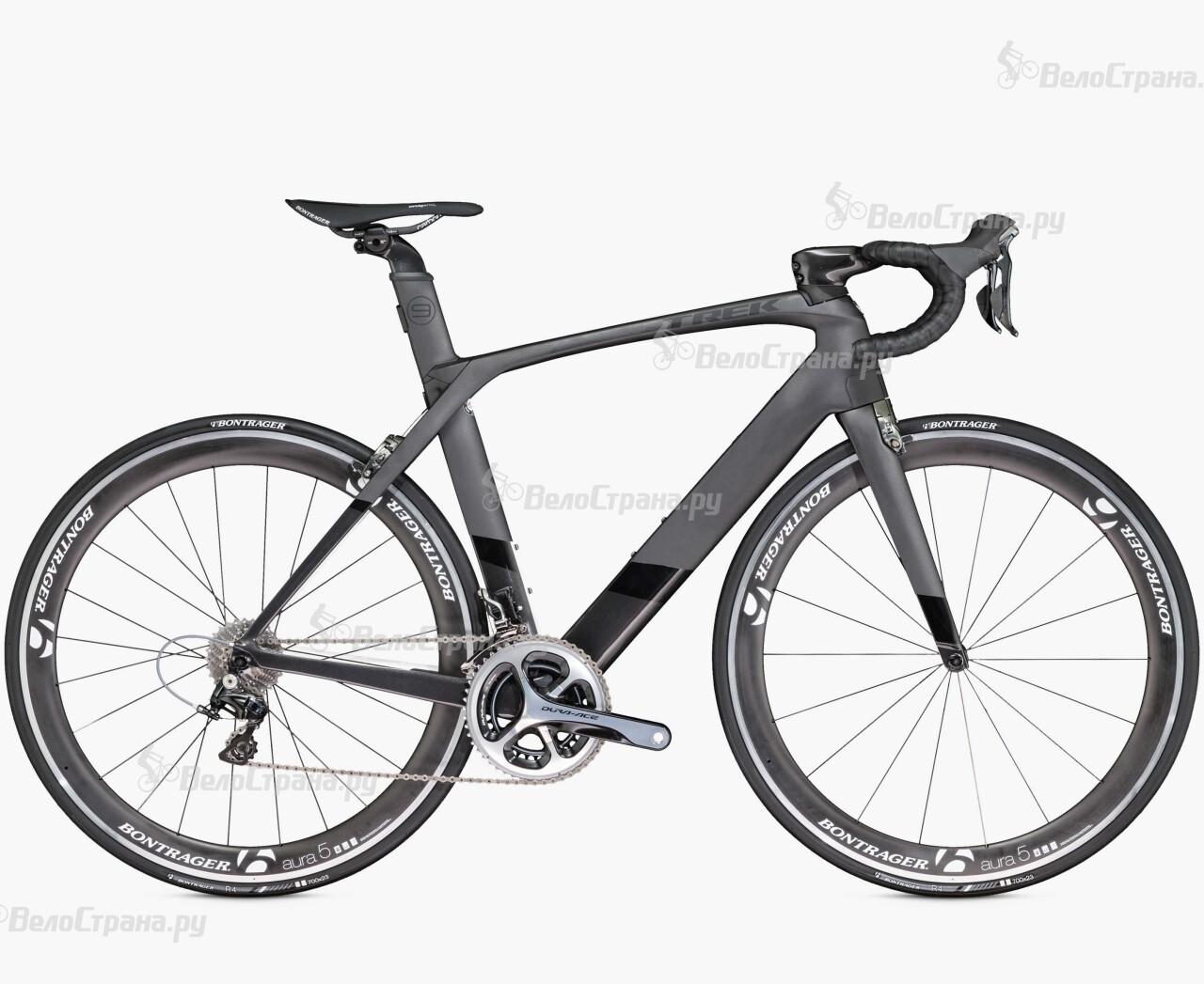 Велосипед Trek Madone 9.5 (2016) велосипед trek madone 4 5 2013