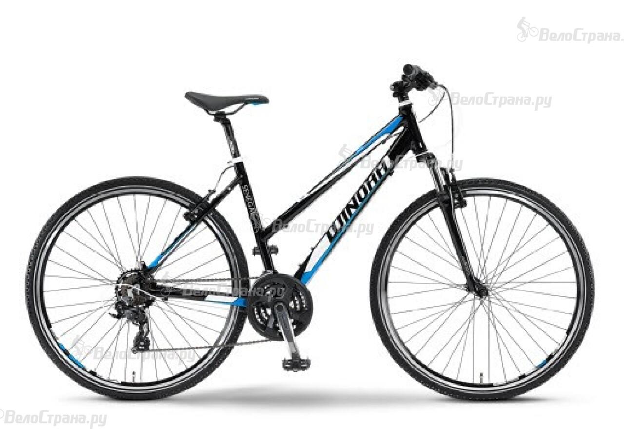 Велосипед Winora Senegal с открытой рамой (2014) велосипед winora brooklyn 2014