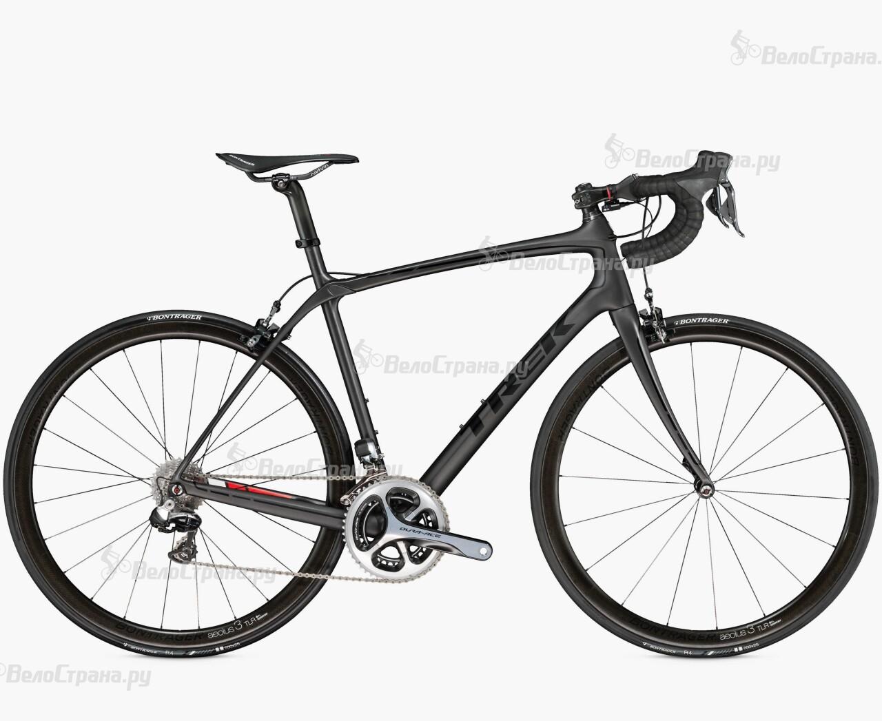 Велосипед Trek Domane 6.9 (2016)