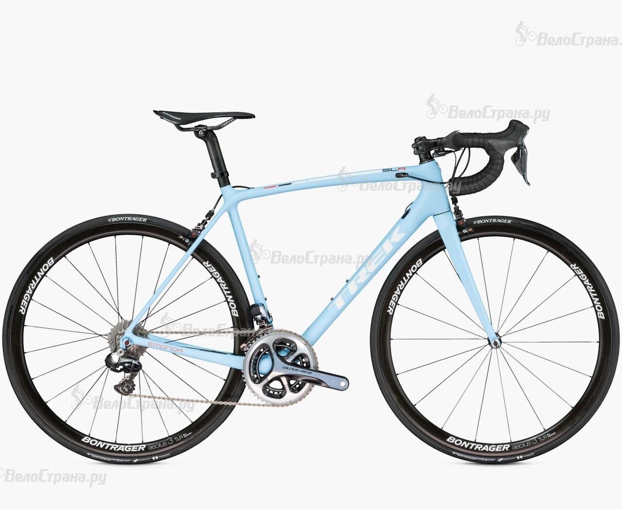 Велосипед Trek Émonda SLR 9 (2016)