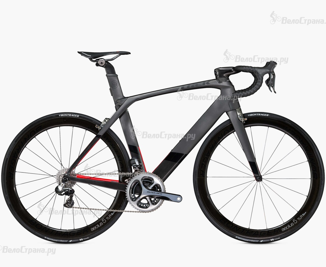 Велосипед Trek Madone 9.9 (2016) велосипед trek madone 5 9 2013