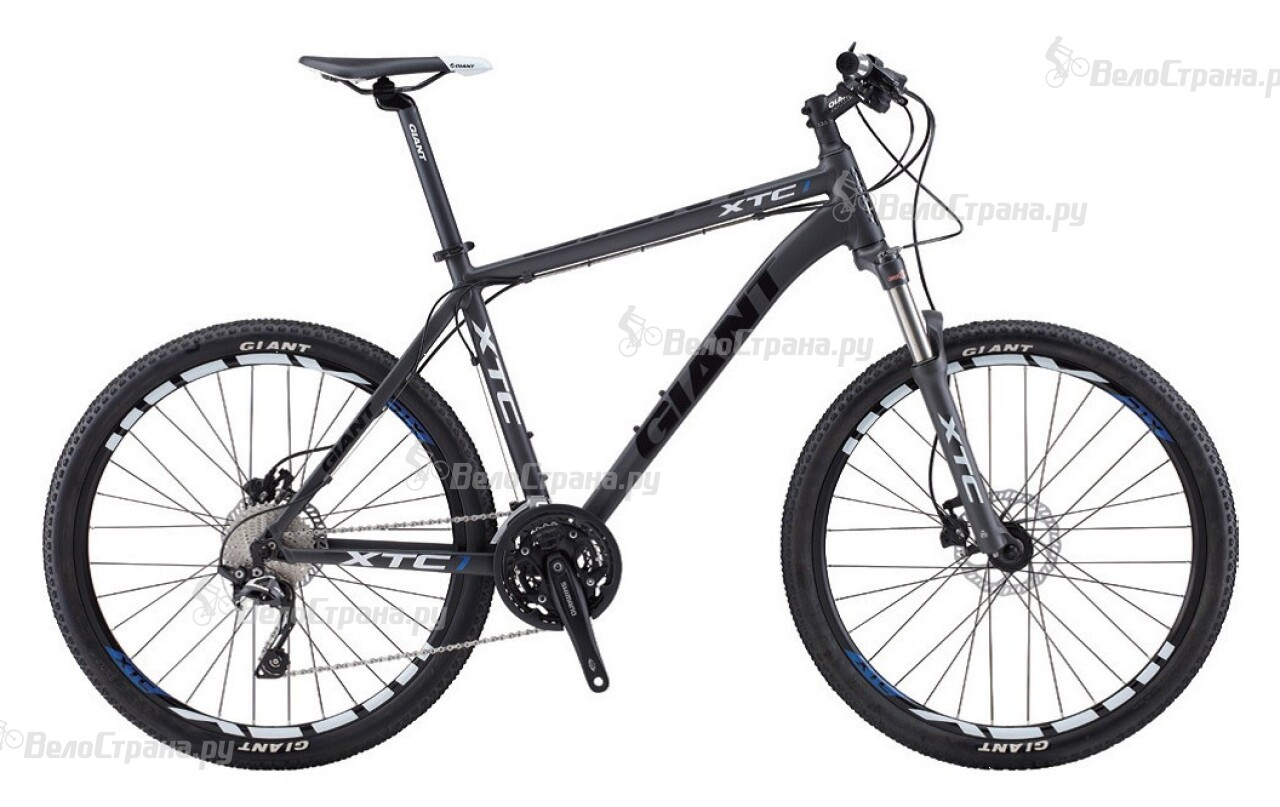 Велосипед Giant XTC 7 (2014)