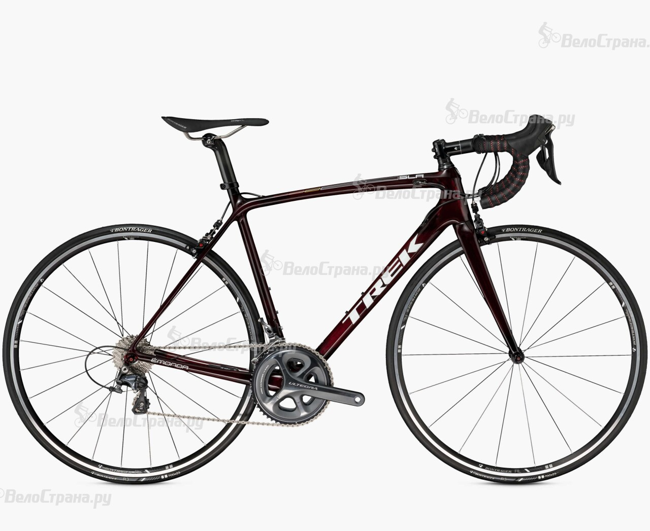 Велосипед Trek Émonda SLR 6 (H2 FIT) (2016)